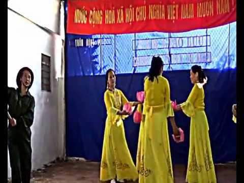 Full 2 -Thôn đông Lỗ 2 Xã Trung Nguyên Yên Lạc Vĩnh Phúc - văn nghệ  vì người nghèo 2013