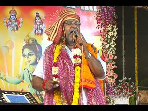 Kirtan Ki Hai Raat Baba Aaj Thane Aana Hai // Live Jagran By Nandu Ji