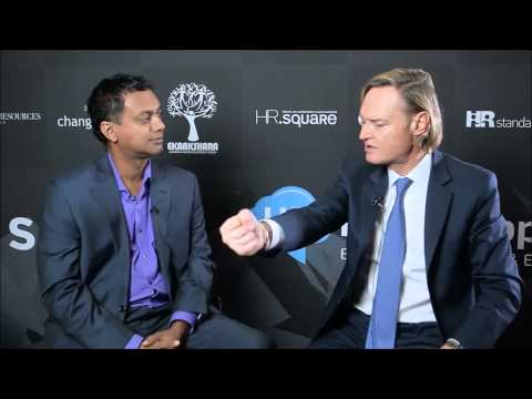 Yves Morieux and Rawn Shah at HR Tech Europe 2014