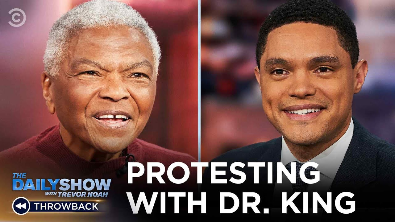 Dr. Mary Frances Berry - The Power of Protest | The Daily Show Throwback