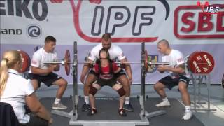 Sub-Junior/Junior Women, 43 & 47 kg - Sub-Junior/Junior World Powerlifting Championships 2016