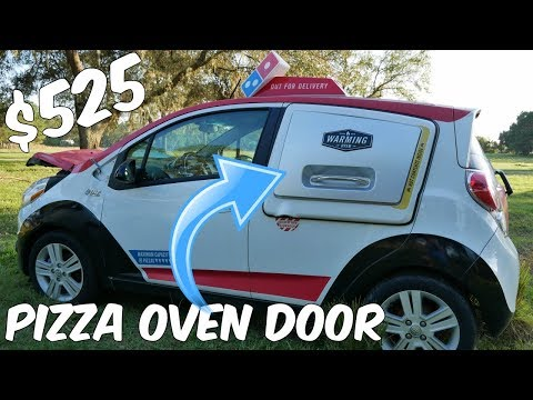 I Bought a WRECKED Domino's Pizza DXP Car for $525 (and we're gonna rebuild it)