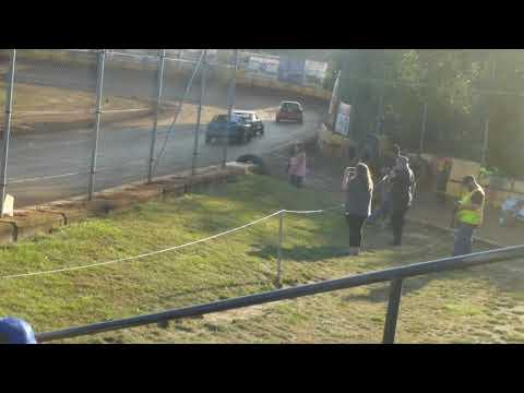 TZR #74 Sunset Speedway 7-27-19 4bee main event