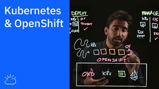 Kubernetes and OpenShift: What's the Difference?