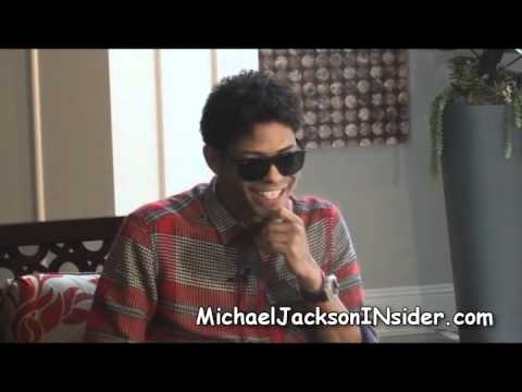 Part 2 B. Howard Is he Michael Jackson's son (Interview)