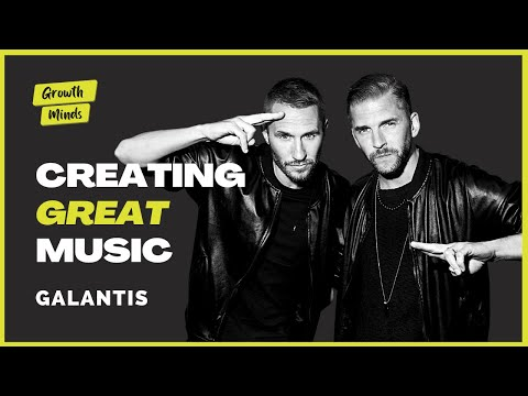 How to Create Music That Stands Out - Galantis (Full Interview)