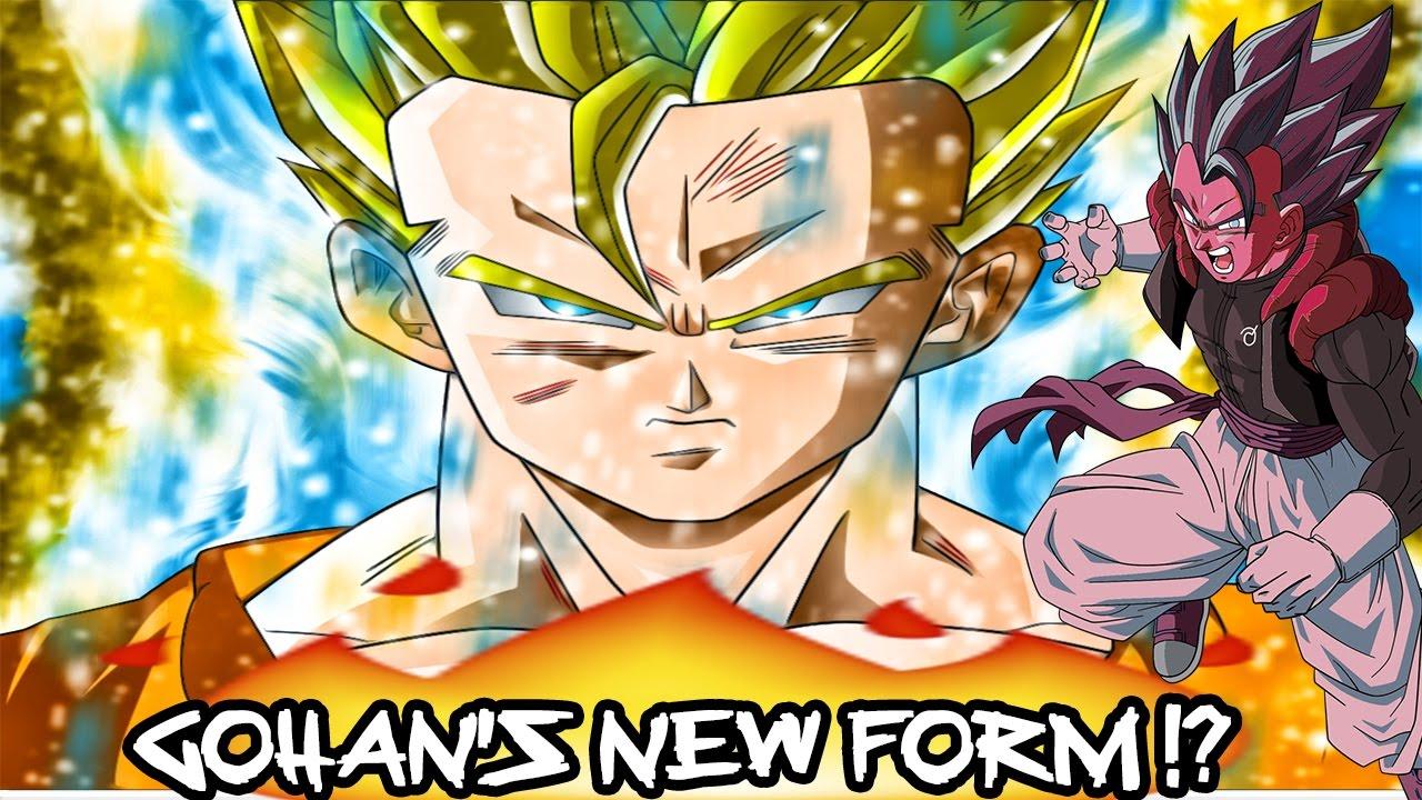 Gohan Forms Dragon Ball Super Gohan Training Gohan!!! New ...