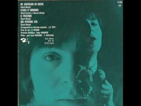 MONTY - que revienne lisa - 1970