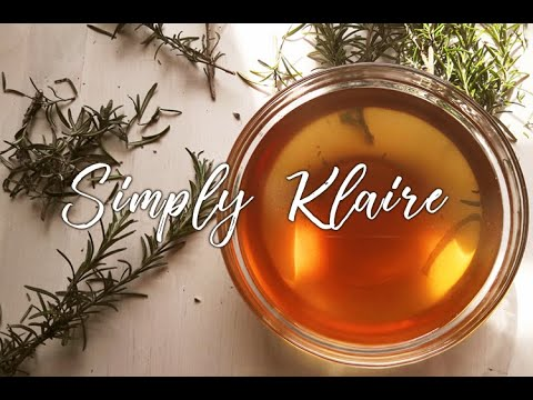 How to Make Rosemary Water Mp3