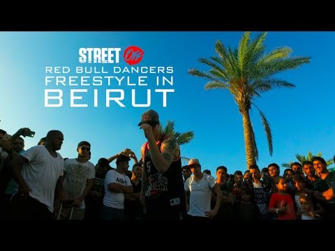 RED BULL Dancers in BEIRUT