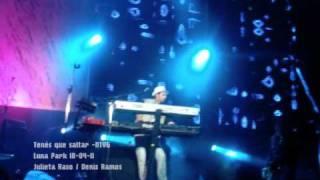 Tenés que saltar - No te va gustar - Luna Park 18-04-2011