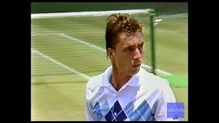 FULL #1 VERSION Wilander vs Lendl 1983 Australian Open