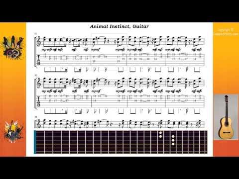 Animal Instinct - Cranberries - Guitar - YouTube