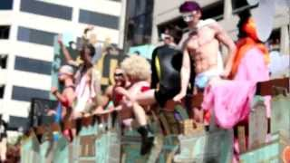 2012 Pride Parade: SLUG's Super Queeroes