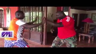 VOUS ALLEZ MDR REGARDEZ LE COMBAT DE LUTTE ENTRE BAYE MADIONE VS WOULY ET LIIROU EN GAMBIE