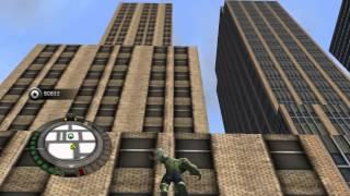 The Incredible Hulk PC Gameplay Free Roam