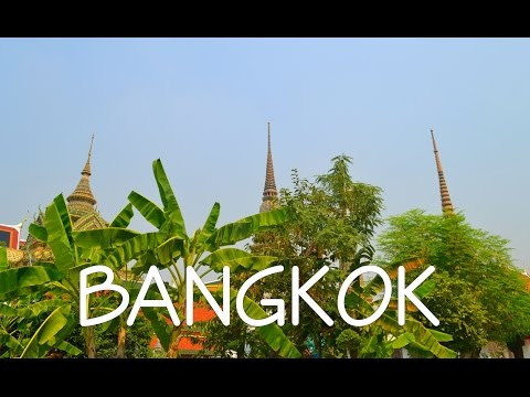 Bangkok Bound! Khao San Road, Reclining Buddha Temple, Met Up With Friends, Drone Footage
