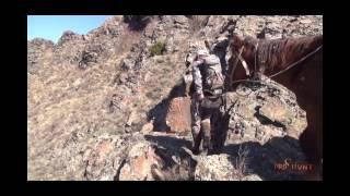 Охота на волка в горах(Охота в Казахстане на волка в горах., 2014-05-20T11:04:13.000Z)