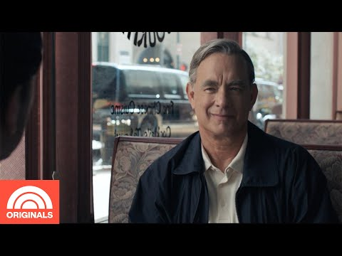 None - Our First Look at Tom Hanks as Mr. Rogers is Here!