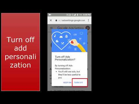 How To Stop Popup Ads On Android Phone | Block Opt Out Of Google Ads  (permanently)