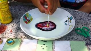 Repeat youtube video [HD] การทดลองวิทยาศาสตร์แสนสนุก - สีเต้นระบำ