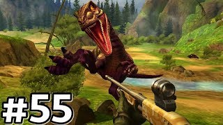 Dino Disaster Event!! Deer Hunter 2017 Ep55