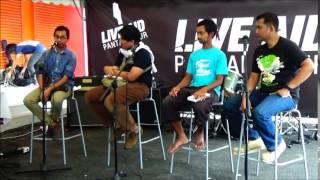 Syed Azmi - Life Aid Pantai Timur di Dubook HQ