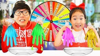 Wheel Slime Gloves Challenge thumbnail