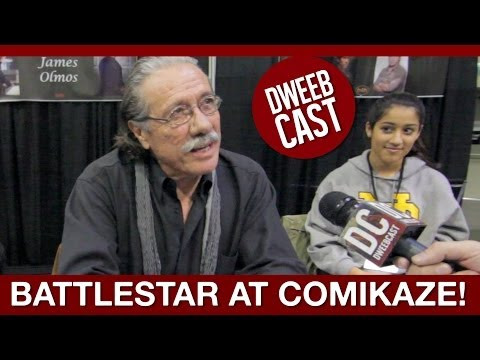 Edward James Olmos TROLLING at a Convention  DweebCast  OraTV Download