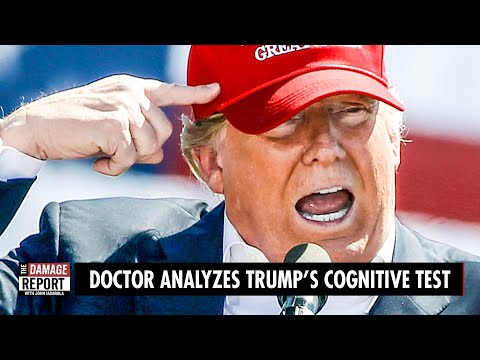 Trump's Cognitive Test Analyzed By Dr. Bandy Lee