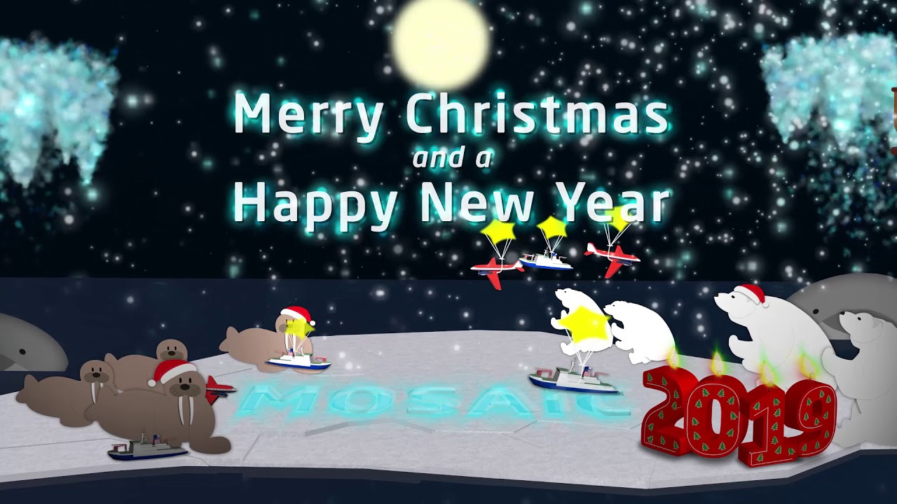 Weihnachtsbilder Merry Christmas.Merry Christmas And A Happy New Year 2019