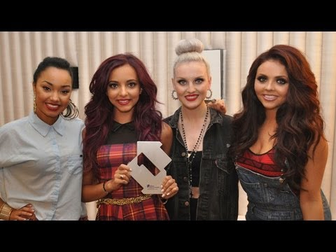 Little Mix - Wings Official Number 1 Award