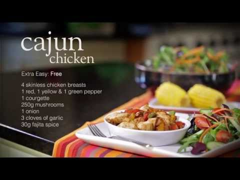 Slimming World Easy Cajun Chicken Recipe