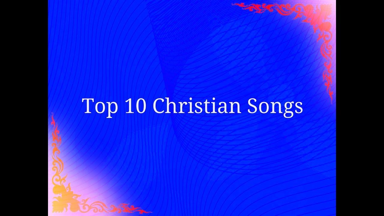 List of good christian songs
