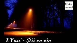 LYnu- Stii ce zic (2015)
