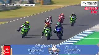 Video Full Race ARRC 2018 SS600 Buriram Thailand Race1 download MP3, 3GP, MP4, WEBM, AVI, FLV September 2018