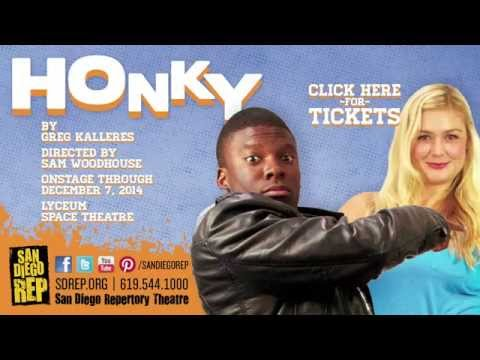 Theatre: Honky now through December 7, 2014 at San Diego REP