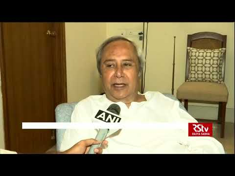BJD chief and Odisha CM Naveen Patnaik thanks voters for his victory