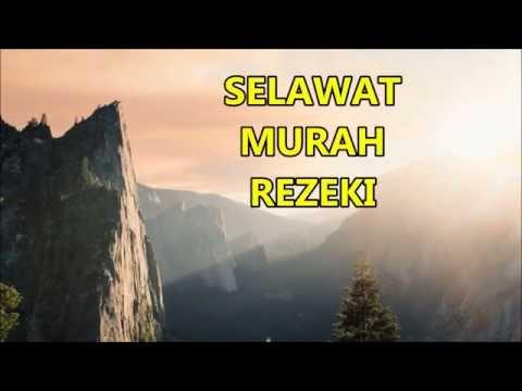 Selawat Murah Rezeki Lirik Rumi dan Terjemahan