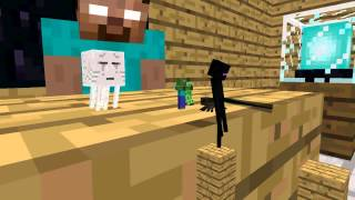 Repeat youtube video Monster School: Acrobatics - Minecraft Animation