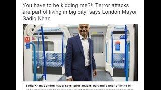 london attacks donald trump jr attacks london mayors comments