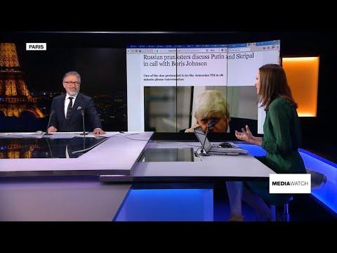 UK Foreign Secretary victim of Russian prank phone call