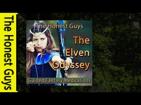 Return to the Valley of the Elves - LOTR Guided Meditation in Rivendell