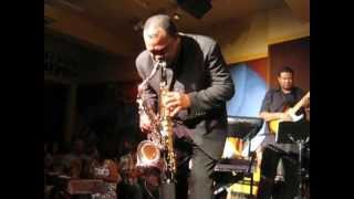 """Ronnie Laws  """"Always There""""  w Tom Browne & band  feat. Leroy Scooter Taylor on Keys"""
