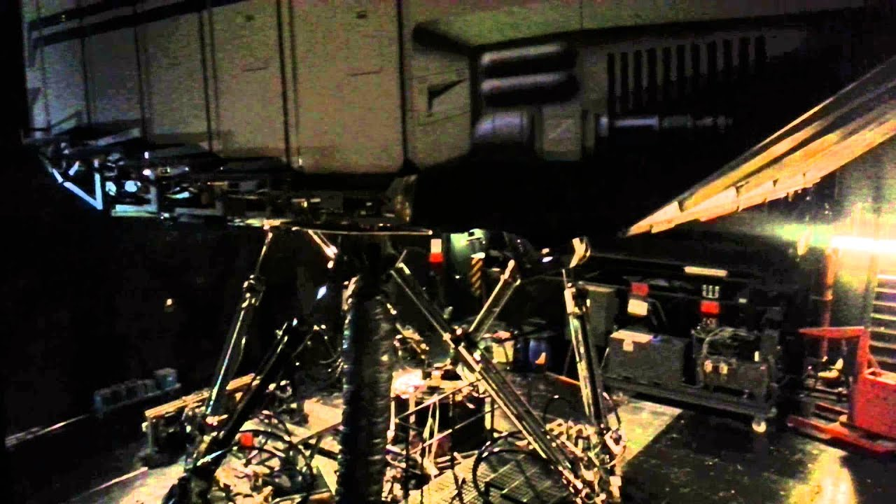 Starspeeder 3000 vue de la loge vip disneyland paris for Miroir loge de star