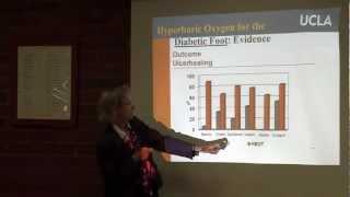 Hyperbaric Oxygen Therapy   Dr. Susan Sprau - UCLA Health System