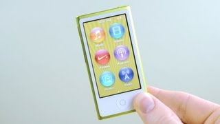 Видео iPod nano 7th Generation Review (автор: Austin Evans)