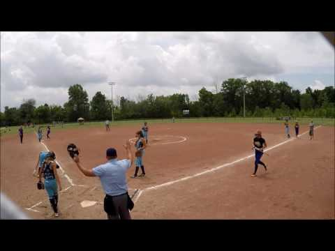 Ohio Lasers White vs FAST Wizards 419 at Stingrays 07/07/2017
