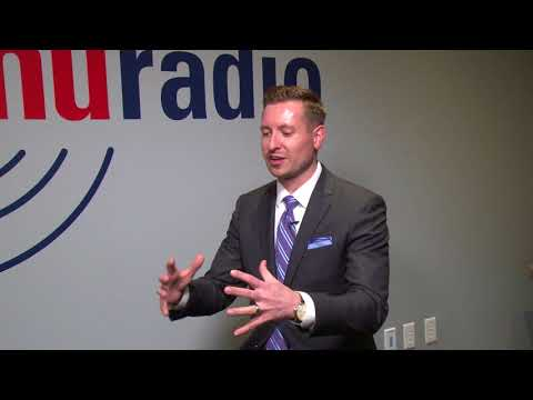 Drew Miller: The Libertarian candidate for Congress
