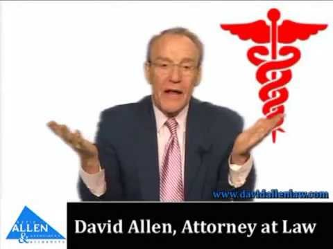 David Allen Legal Tuesday: Man Sues Clinic for Disclosing Confidential Sexual Information